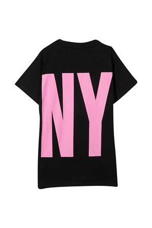 Black teen Dkny Kids t-shirt dress DKNY KIDS | 11 | D3277709BT
