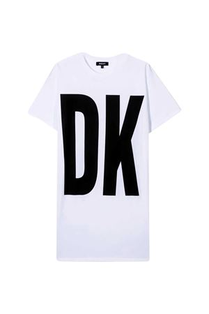 T-shirt with Dkny kids print DKNY KIDS | 11 | D3277710B