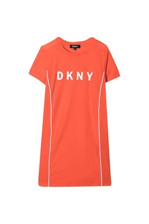 T-shirt dress with Dkny kids print DKNY KIDS | 11 | D32787982
