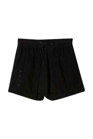 Shorts neri teen Dkny Kids DKNY KIDS | 30 | D34A2009BT