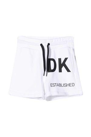 Bermuda bianchi Dkny Kids DKNY KIDS | 5 | D34A2310B