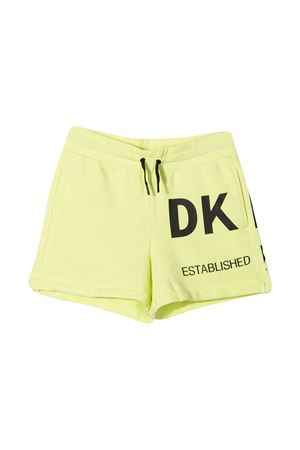 Bermuda gialli Dkny Kids DKNY KIDS | 5 | D34A2360B