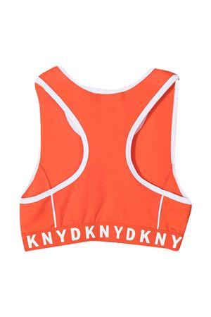 Dkny Kids teen orange tank top  DKNY KIDS | 40 | D35R19982T