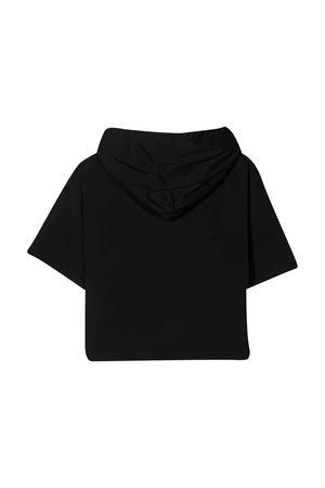 Black Dkny Kids teen short sweatshirt  DKNY KIDS | 6 | D35R2909BT