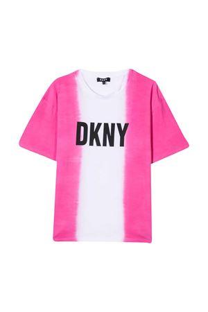T-shirt a righe Dkny Kids DKNY KIDS | 8 | D35R3144G