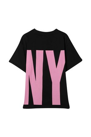 Black teen Dkny Kids t-shirt  DKNY KIDS | 8 | D35R3209BT
