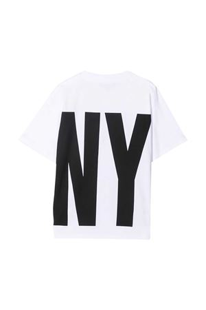 T-shirt bianca teen Dkny Kids DKNY KIDS | 8 | D35R3210BT