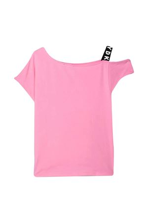T-shirt rosa teen Dkny Kids DKNY KIDS   8   D35R4444GT