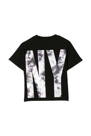 Black teen Dkny Kids t-shirt  DKNY KIDS | 8 | D35R5209BT
