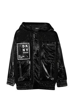 Giacca nera Dkny Kids DKNY KIDS   13   D3663909B