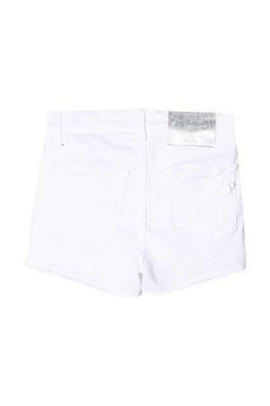White teen Dondup Kids denim shorts  DONDUP KIDS | 5 | DFBE220163WD014B015T