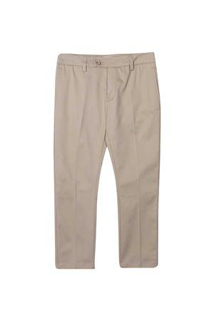 Pantaloni beige teen DONDUP kids DONDUP KIDS | 9 | DFPA60CE220WD0166002T