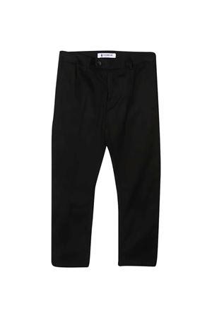 Pantaloni neri DONDUP kids DONDUP KIDS | 9 | DFPA60CE220WD016N006