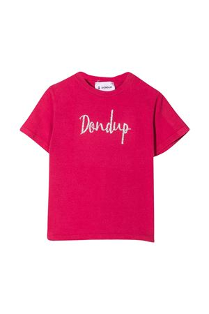 T-shirt fucsia teen Dondup Kids DONDUP KIDS | 8 | DFTS60JE174WD0103004T