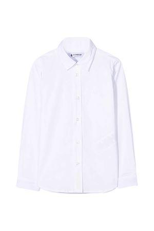 Dondup Kids white shirt  DONDUP KIDS | 5032334 | DMCA40CE217WD002B001