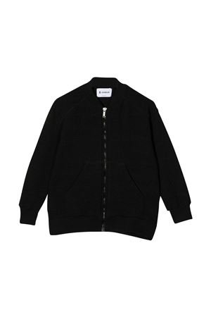 Dondup Kids black teen bomber jacket  DONDUP KIDS | -108764232 | DMFE47FF10WDUNI1N000T
