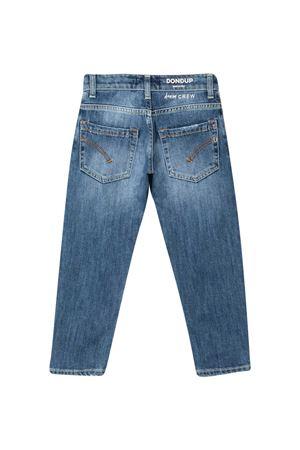 Straight denim trousers teen Dondup kids DONDUP KIDS | 9 | DMPA1200165WD0124016T