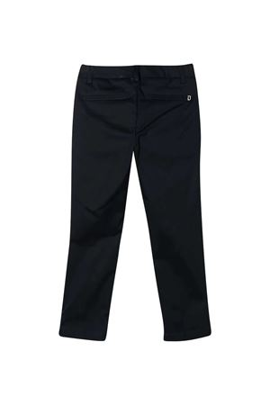 Black straight cut trousers Dondup kids DONDUP KIDS   9   DMPA123CE220WD0164020