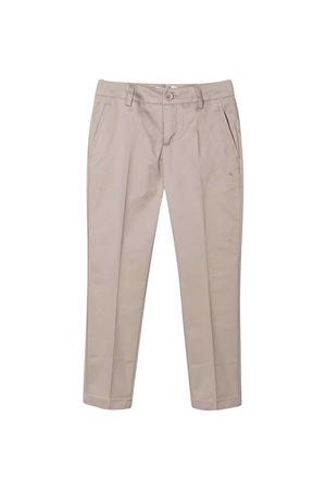 Beige chino trousers teen Dondup kids DONDUP KIDS | 9 | DMPA123CE220WD0166002T