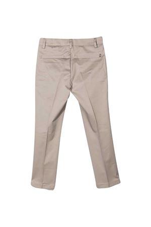 Beige chino trousers Dondup kids DONDUP KIDS   9   DMPA123CE220WD0166002
