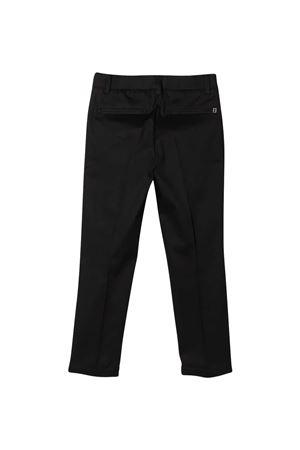 Black chino trousers teen Dondup kids DONDUP KIDS | 9 | DMPA123CE220WD016N006T
