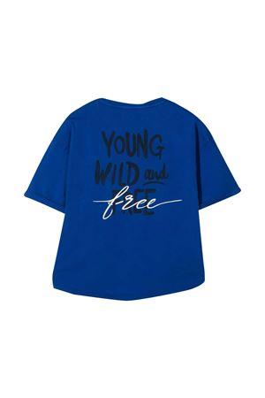 Dondup kids blue t-shirt  DONDUP KIDS | 8 | DMTS49JE138WD0244027