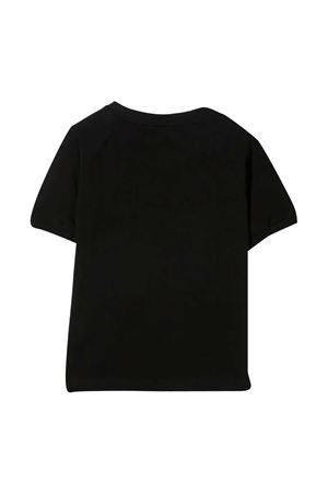 Dondup Kids black teen t-shirt  DONDUP KIDS | 8 | DMTS53JE138WD026N007T
