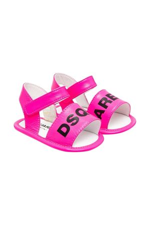 Dsquared2 Kids fuchsia sandals DSQUARED2 KIDS | 5032315 | 669513
