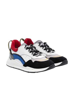 Sneakers con design color-block Dsquared2 Kids DSQUARED2 KIDS | 12 | 669771
