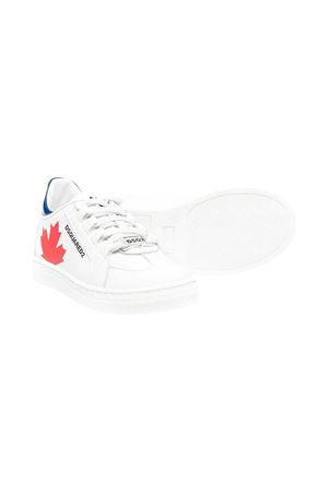 Sneakers bianche Dsquared2 kids DSQUARED2 KIDS | 12 | 669921