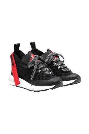 Black sneakers teen Dsquared2 kids DSQUARED2 KIDS | 12 | 67052VAR2T