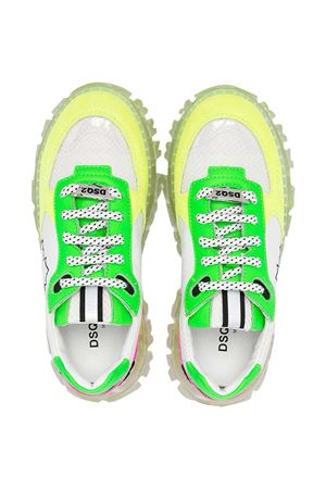 Sneakers with color-block design Dsquared2 kids DSQUARED2 KIDS | 12 | 670881