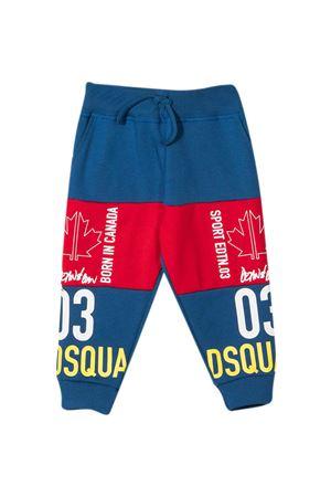 Joggers blu Dsquared2 Kids DSQUARED2 KIDS | 9 | DQ0009D004LDQ868