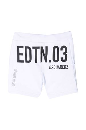 Shorts bianchi teen Dsquared2 Kids DSQUARED2 KIDS   30   DQ0010D00J7DQ100T