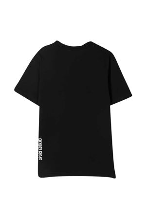 Dsquared2 Kids black teen t-shirt  DSQUARED2 KIDS | 8 | DQ0028D004GDQ900T