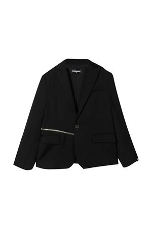 Blazer nero teen Dsquared2 Kids DSQUARED2 KIDS | 3 | DQ0067D00X9DQ900T