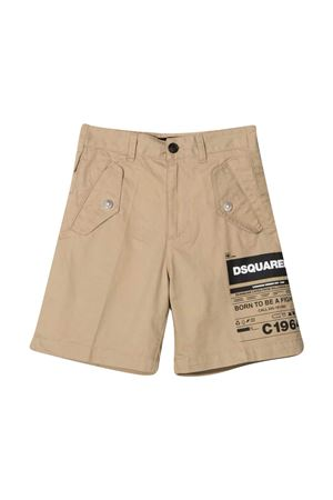 Beige shorts Dsquared2 kids  DSQUARED2 KIDS | 30 | DQ0080D005SDQ710