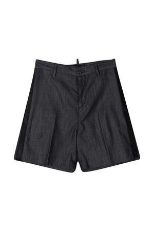 Shorts neri teen Dsquared2 Kids DSQUARED2 KIDS | 30 | DQ0082D005QDQ01T