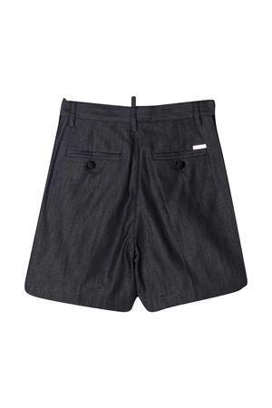 Black shorts teen Dsquared2 Kids DSQUARED2 KIDS | 30 | DQ0082D005QDQ01T