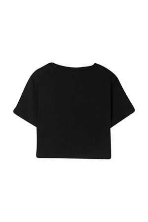 T-shirt nera teen Dsquared2 Kids DSQUARED2 KIDS | 7 | DQ0100D00A8DQ900T