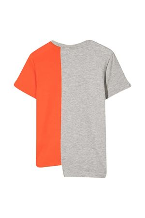 T-shirt asimmetrica teen Dsquared2 Kids DSQUARED2 KIDS   7   DQ0115D004IDQ255T