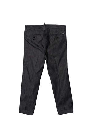 Black trousers teen Dsquared2 Kids DSQUARED2 KIDS | 9 | DQ0117D005QDQ01T