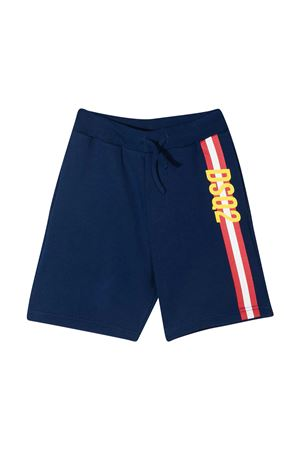 Blue striped teen shorts Dsquared2 Kids DSQUARED2 KIDS | 30 | DQ0121D00J7DQ865T