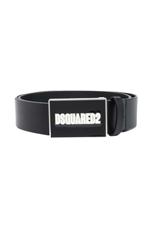 Dsquared2 Kids black belt  DSQUARED2 KIDS | 22 | DQ0131D005ZDQ900
