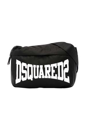 Borsa a spalla con stampa Dsquared2 kids DSQUARED2 KIDS | 31 | DQ0138D005TDQ900