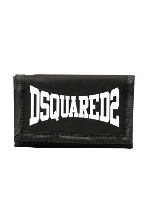 Portafoglio con stampa Dsquared2 kids DSQUARED2 KIDS | 31 | DQ0141D005TDQ900