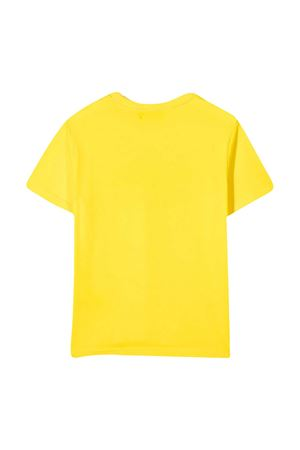 T-shirt gialla Dsquared2 Kids DSQUARED2 KIDS | 7 | DQ0150D002FDQ205