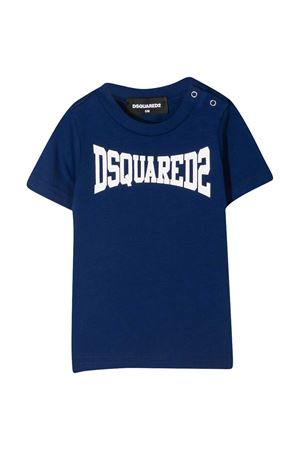 Dsquared2 Kids blue t-shirt  DSQUARED2 KIDS | 7 | DQ0168D00MVDQ865