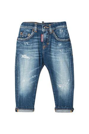 Jeans Dsquared2 Kids  DSQUARED2 KIDS | 9 | DQ01TCD005HDQ01