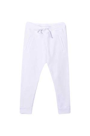 Pantaloni bianchi Dsquared2 Kids DSQUARED2 KIDS | 9 | DQ0212D002YDQ100